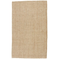Jaipur Mayen Rug From Naturals Lucia Collection NAL06 - Tan/White