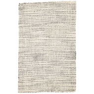 Jaipur Almand Rug From Naturals Tobago Collection NAT26 - White/Black