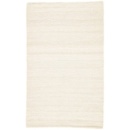 Jaipur Hutton Rug From Naturals Tobago Collection NAT27 - White