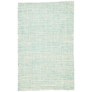 Jaipur Almand Rug From Naturals Tobago Collection NAT29 - White/Aqua