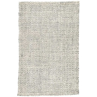 Jaipur Almand Rug From Naturals Tobago Collection NAT30 - White/Gray