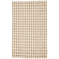 Jaipur Tracie Rug From Naturals Tobago Collection NAT31 - White/Taupe