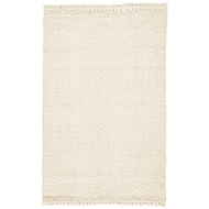 Jaipur Tracie Rug From Naturals Tobago Collection NAT32 - White