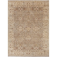 Jaipur Allegro Rug From Opus Collection OP17 - Cream/Maroon