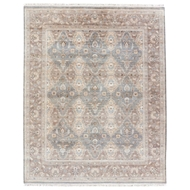 Jaipur Principal Rug From Opus Collection OP29 - Gray/Tan