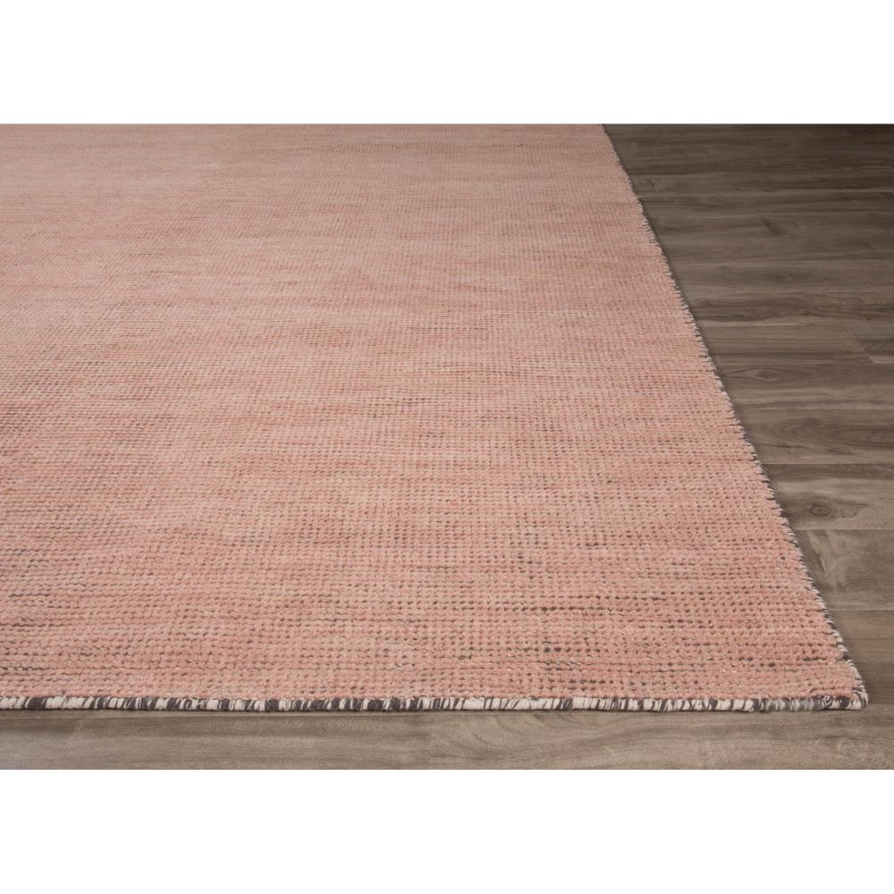 Corner View - Jaipur Paramount Rug From Paramount Collection PAM01 - Pink/Gray