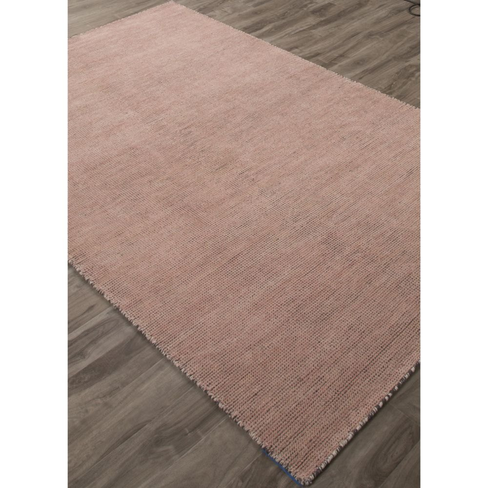 Floor View - Jaipur Paramount Rug From Paramount Collection PAM01 - Pink/Gray