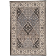 Jaipur Lille Rug From Poeme Collection PM152 - Gray/Tan