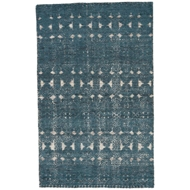 Jaipur Abelle Rug From Reign Collection REI02 - Teal/White