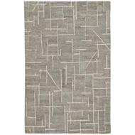 Jaipur Etro Rug From Riad Collection RIA08 - Gray/Cream