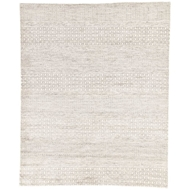 Jaipur Neema Rug From Rize Collection RIZ02 - Ivory/Dark Gray