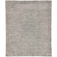 Jaipur Zaid Rug From Rize Collection RIZ03 - Dark Gray/Ivory