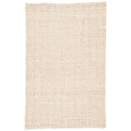Jaipur Haxel Rug From Roland Collection ROL01 - Beige/White