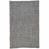 Jaipur Topper Rug From Roland Collection ROL02 - Black/Gray
