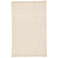 Jaipur Haxel Rug From Roland Collection ROL03 - White/Beige