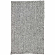Jaipur Haxel Rug From Roland Collection ROL04 - Black/Silver