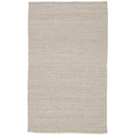 Jaipur Crestview Rug From Sigrid Collection SIG02 - Taupe/White