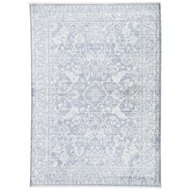 Jaipur Lumineer Rug From Serena Collection SRN03 - Blue/White