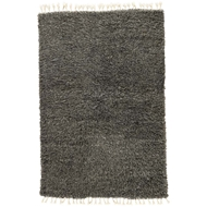 Jaipur Tala Rug From Tala Collection TAL01 - Dark Gray/Silver