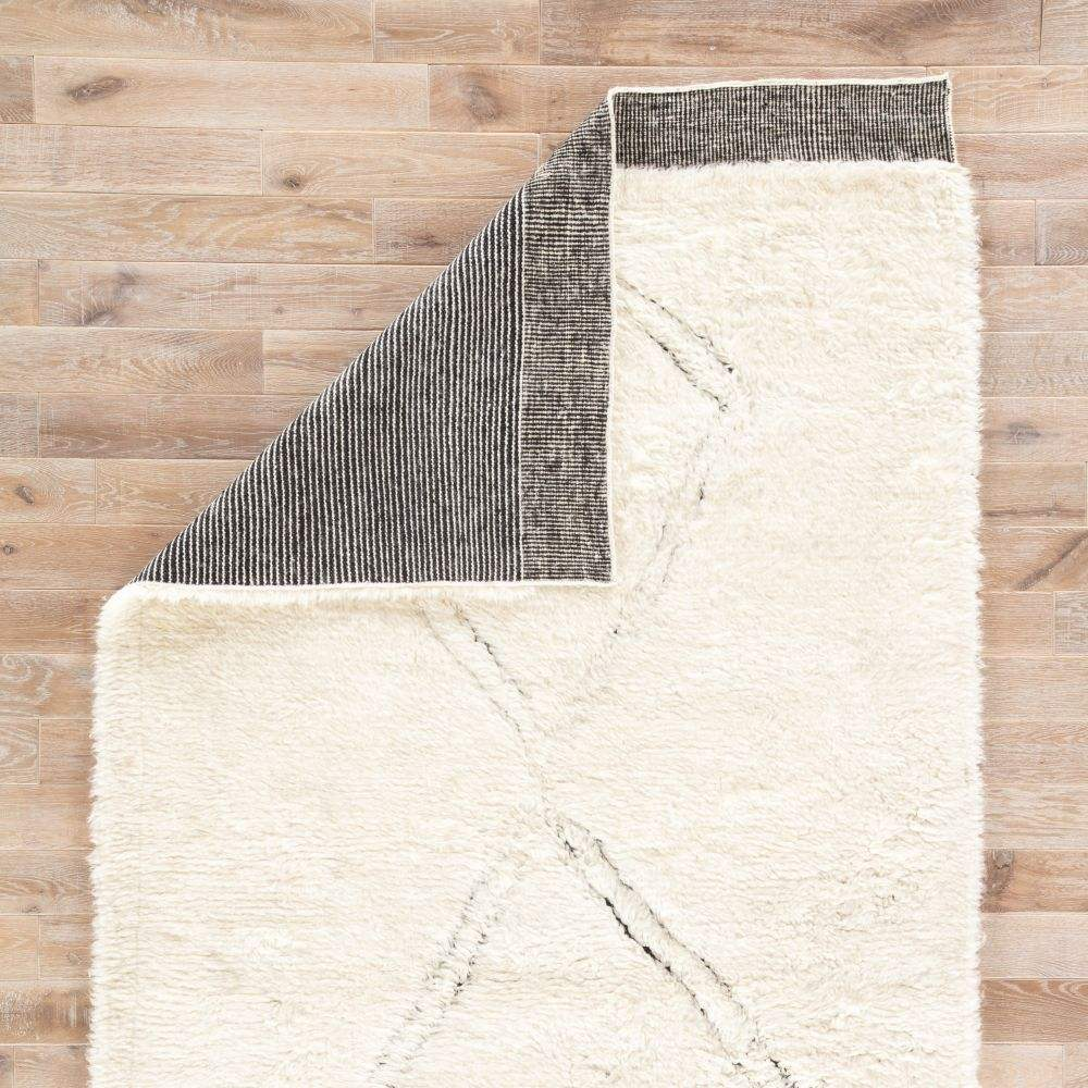 Other - Jaipur Ephesus Rug From Tala Collection TAL06 - Ivory/Black