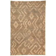 Jaipur Instinct Rug From Traditions Made Modern Select Collection TMS01 - Brown/Beige