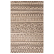 Jaipur Derby Rug From Vanden Collection VAN01 - White/Gray