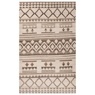 Jaipur Healey Rug From Vanden Collection VAN02 - White/Gray