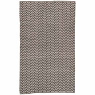 Jaipur Percey Rug From Waveny Collection WAV06 - Black/Cream