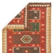 Other - Jaipur Amman Rug From Bedouin Collection - Zinfandel/Wood Thrush BD04