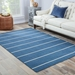 Room View - Jaipur Cape Cod Rug from Coastal Living Collection COH09 - Stellar