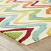 Corner View - Jaipur Bahia Rug from Coastal-Lagoon Collection