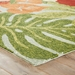 Corner View - Jaipur Luau Rug from Coastal Living Collection COL20 - Surf Spray