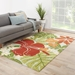 Room View - Jaipur Luau Rug from Coastal Living Collection COL20 - Surf Spray