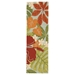 Runner View - Jaipur Luau Rug from Coastal Living Collection COL20 - Surf Spray