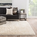 Room View - Jaipur Marlowe Rug from Marlowe Collection MAL03 - Whisper White