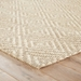 Corner View - Jaipur Tampa Rug from Naturals Tobago Collection NAT07 - Paloma