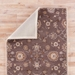 Other - Jaipur Nantes Rug from Poeme Collection PM105 - Seal Brown