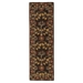 Runner View - Jaipur Rodez Rug from Poeme Collection PM58 - Coffee Bean
