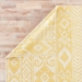 Other - Jaipur Farid Rug from Urban Bungalow Collection UB16 - Misted Yellow