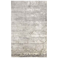 Jaipur Lisbon Rug From Aston Collection - Pelican & Neutral Gray