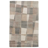 Jaipur Bianca Rug From Blue Collection - Drizzle/Safari BL154