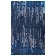 Jaipur Messina Rug From Cascade Collection - Total Eclipse Brindle CAS14