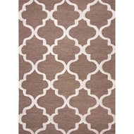 Jaipur Miami Rug From City Collection - Shitake & Light Gray