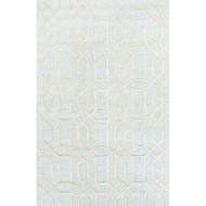 Jaipur Bellevue Rug From City Collection - Ballad Blue & Morning Mist