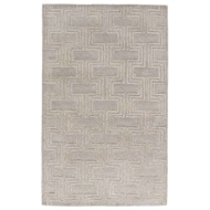 Jaipur Coda Rug From City Collection - Goat/Fog CT92