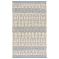 Jaipur Tibi Rug From Desert Collection - Angora Silver Lining DES10
