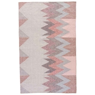 Jaipur Sahara Rug From Desert Collection - Pumice Stone Cameo Rose DES15