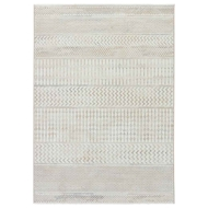 Jaipur Zeal Rug From Dash Collection - Turtledove Silver Lining DSH03