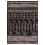 Jaipur Zeal Rug From Dash Collection - Phantom Silver Lining DSH06