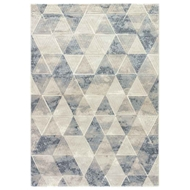 Jaipur Miso Rug From Dash Collection - Cobblestone Steel Gray DSH09